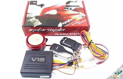 Alarm MotorBePro V12