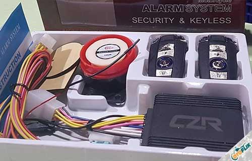 Alarm Motor CZR