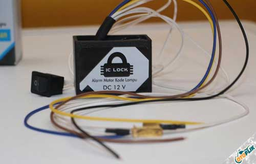 Alarm Motor IC Lock
