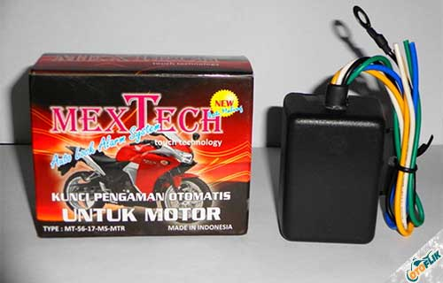 Alarm Motor Mextech