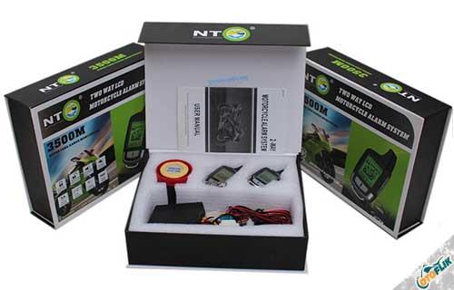 Alarm Motor Motor NTO