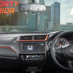 Dashboard All New Honda Brio RS