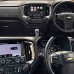 Dashboard Chevrolet Trailblazer