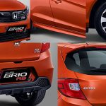 Desain All New Honda Brio RS
