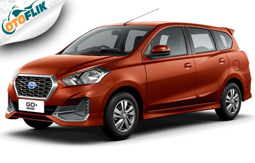 Harga All New Datsun Go+