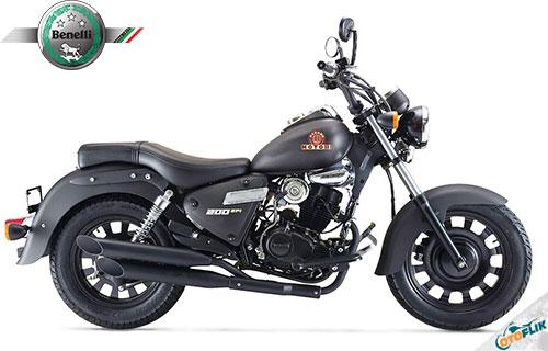 Harga Benelli Motobi200
