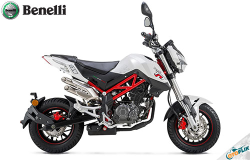 Harga Benelli TNT 135