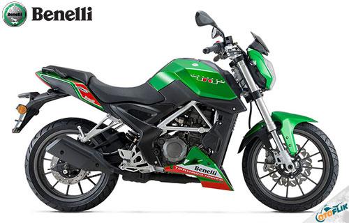 Harga Benelli TNT25