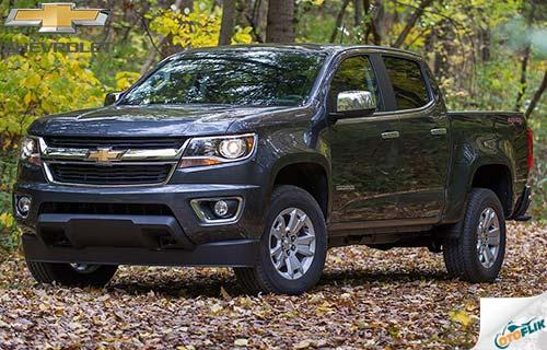Harga Chevrolet Colorado