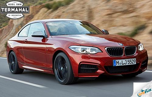 Harga Mobil BMW 2 Series