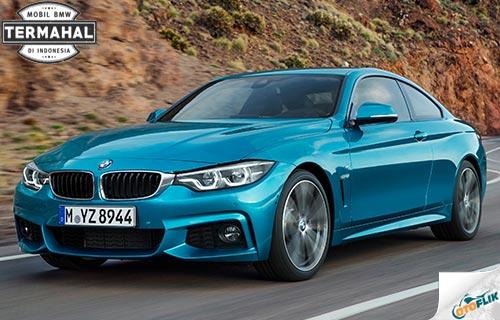 Harga Mobil BMW 4 Series