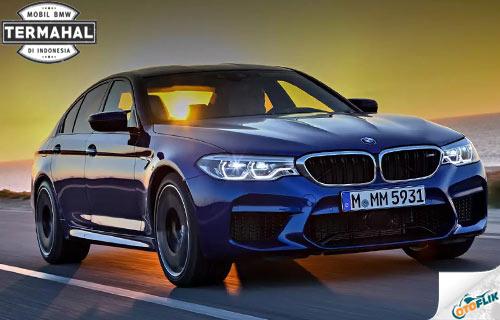 Harga Mobil BMW M