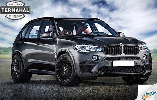 Harga Mobil BMW X
