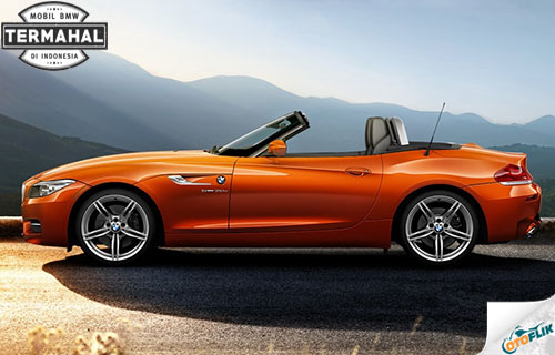 Harga Mobil BMW Z