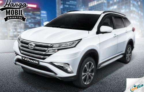 Harga Mobil Daihatsu All New Terios