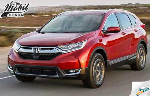 Harga Mobil Honda CR-V