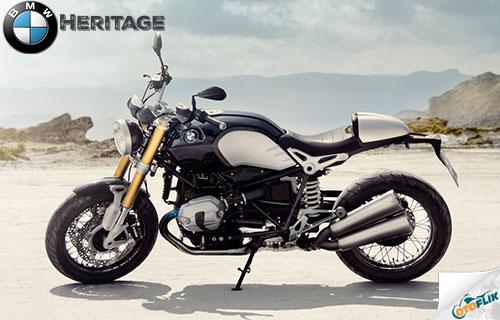 Harga Motor BMW Heritage