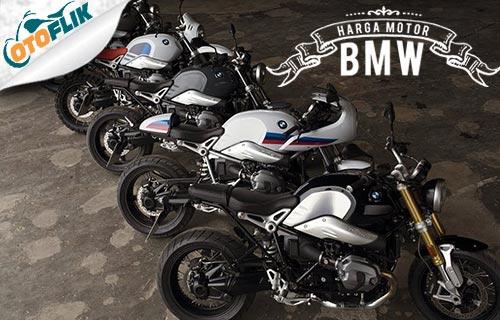 Harga Motor BMW Termurah dan Terbaru di Indonesia