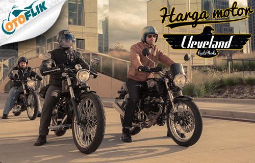 Harga MotorCleveland Cyclewerks Terbaru di Indonesia
