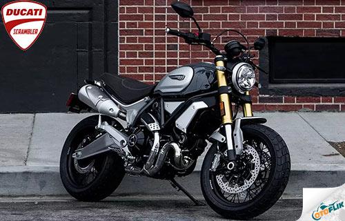 Harga Motor Ducati Scrambler