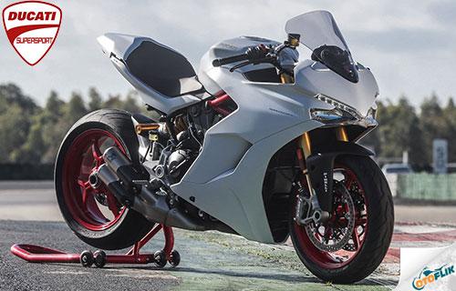 Harga Motor Ducati Supersport