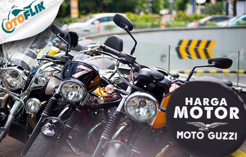 Harga Motor Moto Guzzi