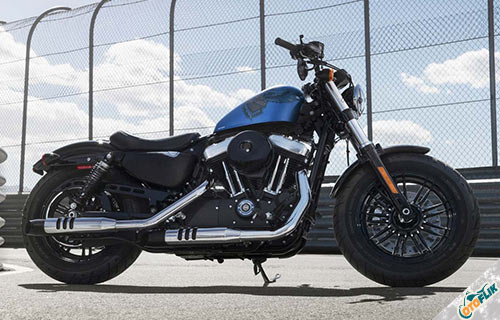 Harley Davidson 115th Anniversary Forty-Eight
