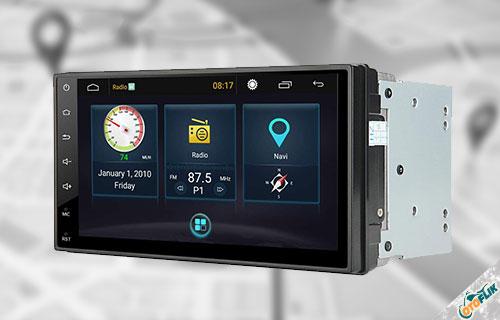 """Henhaoro 7"""" Android Car Stereo Gps"""