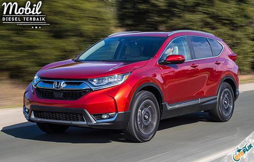 Honda All New CR-V Diesel