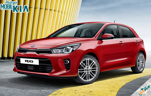 KIA All New Rio 2016