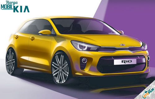 KIA All New Rio