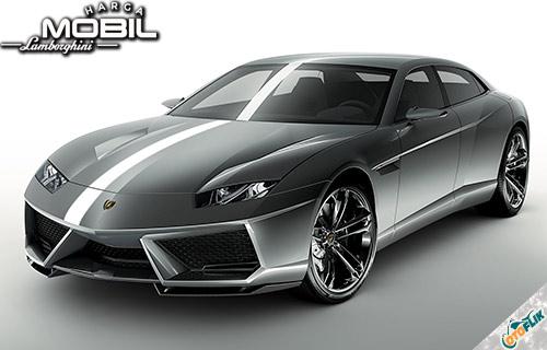 Lamborghini Estoque Concept Car