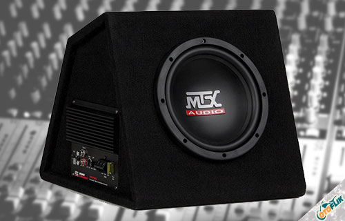 MTX Audio RTP8A