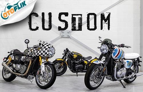 Motor Custom Terbaik Dunia Terbaru