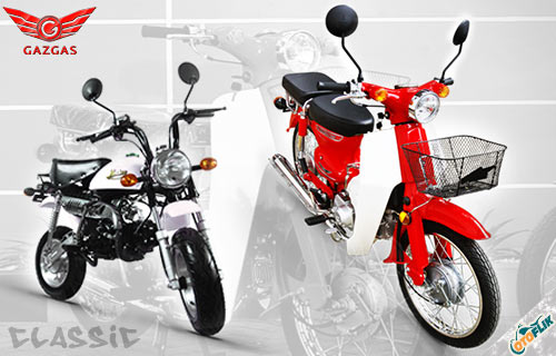 Motor Gazgas Classic