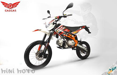 Motor Gazgas Mini Moto