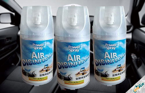 Power Spray Air Disinfectant