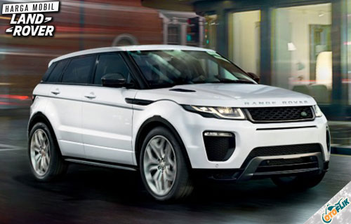 30 Harga Mobil Land Rover Terbaru Di Indonesia 2021 Otoflik