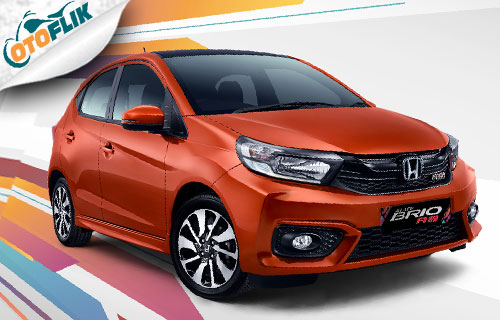 Review All New Honda Brio RS