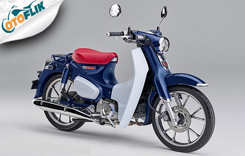 Review Honda Super Cub 125