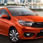 Tampilan Depan All New Honda Brio RS