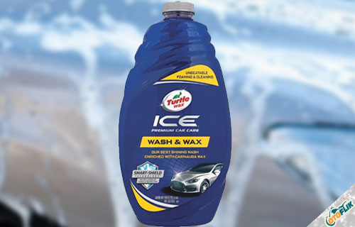 Turtle Wax Ice Car Wash