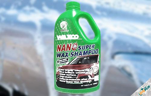 Waxco Nano Super Wax Shampoo