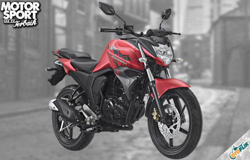 Yamaha All New Byson FI