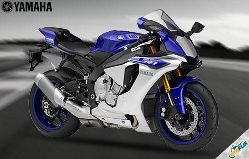 Yamaha All New R1