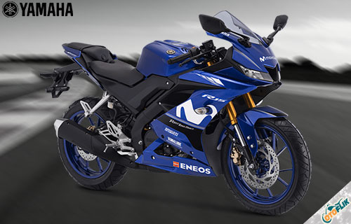 Yamaha All New R15 Movistar