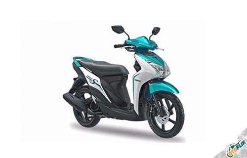Yamaha Mio S Smart & Sophisticated