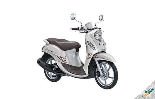 Yamaha New Fino PremiumYamaha New Fino Premium