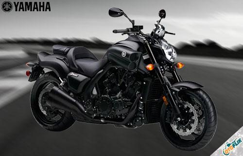 Yamaha Vmax 2018