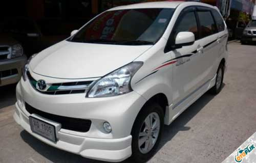Bodykit All New Avanza Super Street